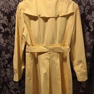 Worthington Jackets & Coats - New yellow trench